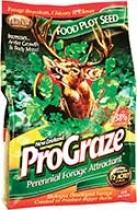 Pro-graze Forage Attractant For Deer -1 /2 Acre - 4 Pounds