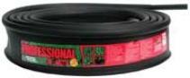 P5o Lawn Edging - Black - 20 Feet