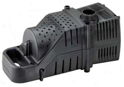 Proline Hy-drive Pump - Black - 6000 Gph