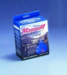 Python Magnum Tags For Human trash - Blue