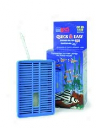 Quick/ez Corner Filter For Aquatiums - Mean