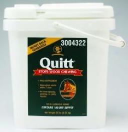 Quitt For Horses - 20 Lb