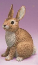 Rabbit Lawn/garden Ornament - Assorted