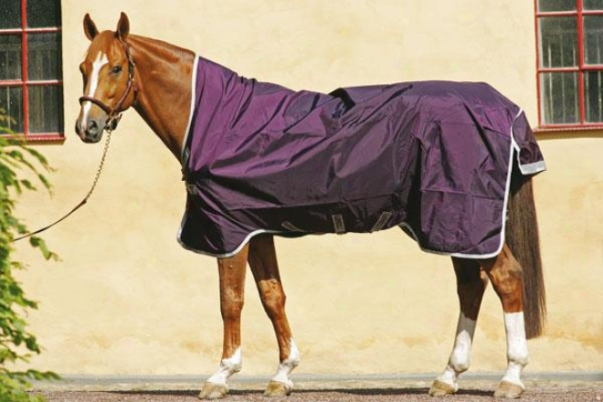 Ramho Lw Wug Turnout Sheet With Leg Arches