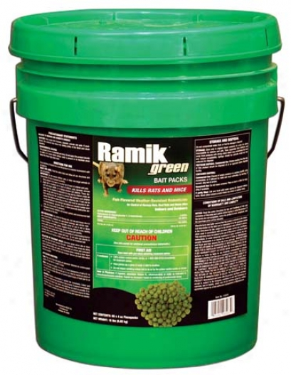 Ramik Green Bait Nuggets - 4 Ounce