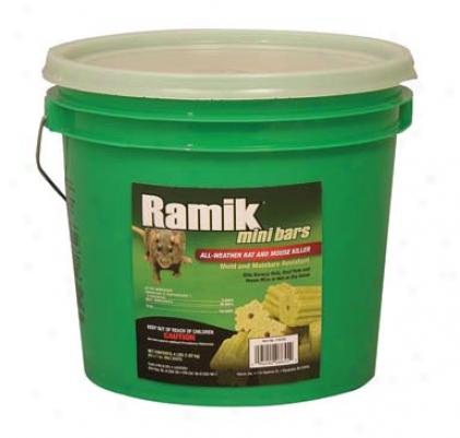 Ramik Green Mini Bars - 1 Ounce