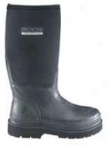 Rancher Boot Against Men - Black - Men's 11
