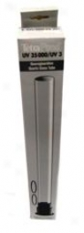 Raplacement Quartz Sleeve For Tetrapond 35000 - Black - 18.125