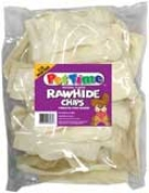 Rawhide Chips Treat For Dogs