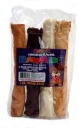Rawhide Retriever Rolls For Dogs