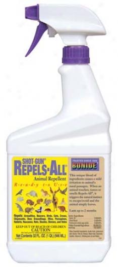 Repels All Animal/pest Reppelent - Quart