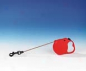 Retractable Cord Leash - Red - Mini