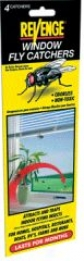 Revenge Fly Catcher Window - 4 Pack