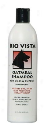 Rio Vista Dog Oatmeal Shampoo