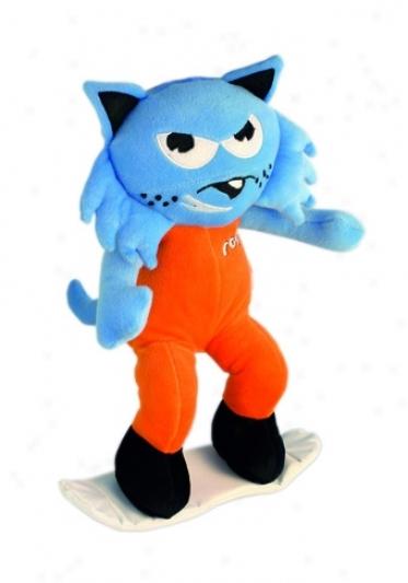 Rogz Mungo Jerry Plush Toy