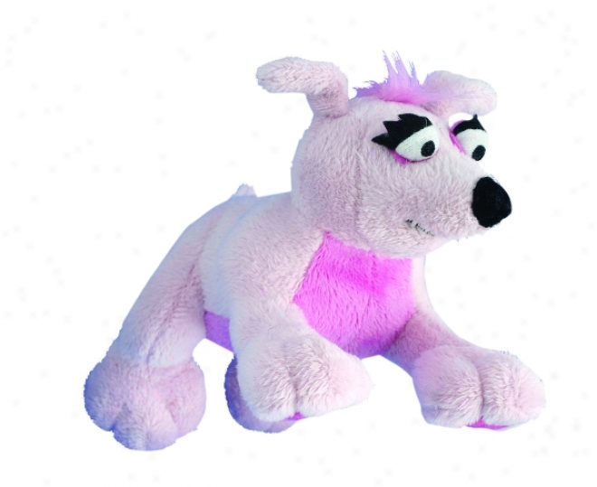 Rogz Pupz Roxi Plush Toy - Minnow