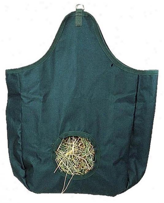 Roma Nylon Hay Bag - Green