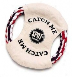 Rope And Canvas Frisbee - Muticolor - 7