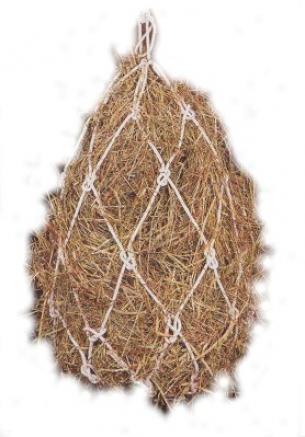 Pull Hay Net - White