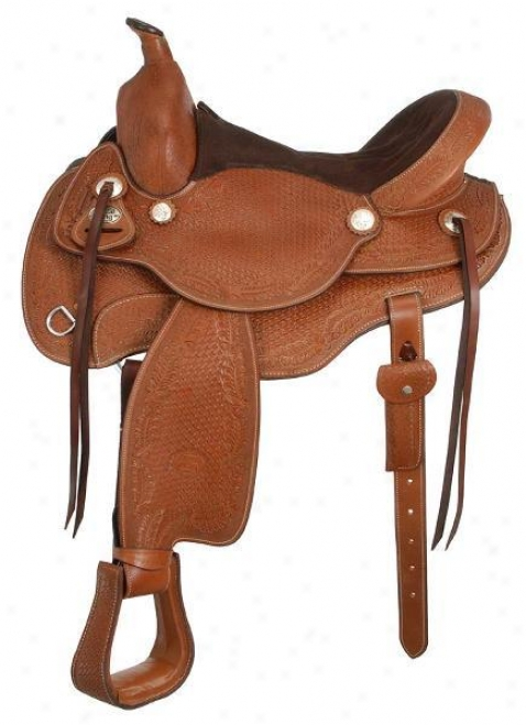 Royal King Abilene Rb Auto Adjust Saddle