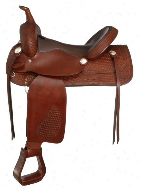 Royal King El Paxo Trail Rider Saddle
