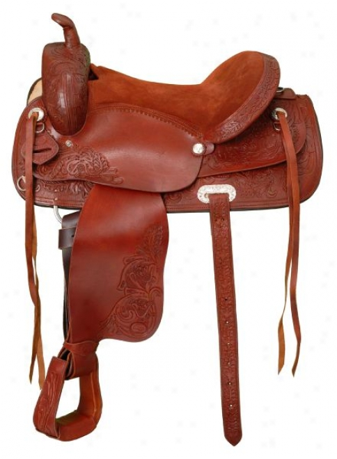Royal King Fairfield Trail Saddle