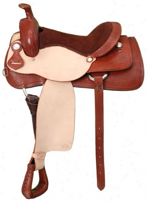 Royal King Gainesville Reiner Saddle
