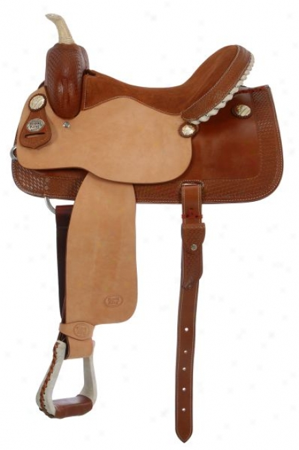 Royal King Road Runner All Around Com0etitiln Saddle