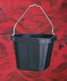 Rubbr Codner Bucket B500 - Black - 5 Gallon