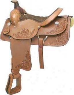 Saddlesmith Of Texas 604 Roper Sacdle