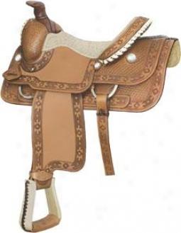 Saddlesmith Of Texas Apache Roper Saddle