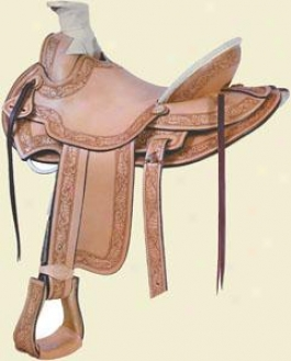 Saddlesmith Of Texas Cimmaron Ranch Saddle