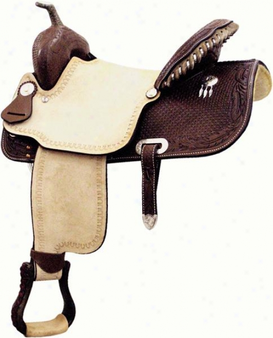 Saddlesmith O fTexas Combs Feather Racer