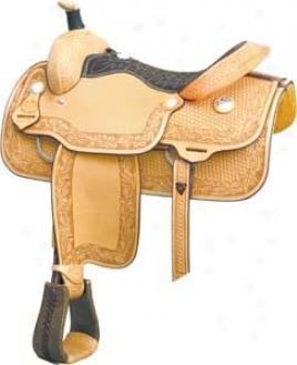 Saddlesmith Of Texas Luke Jones Calf Roper