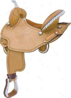 Saddlesmith Of Texas Sweet 16 Saddle