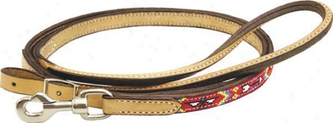 Saddlesmith Of Texas Thunderbird Roper Reins - Natural Gold - 5/8 X 6/1/2ft