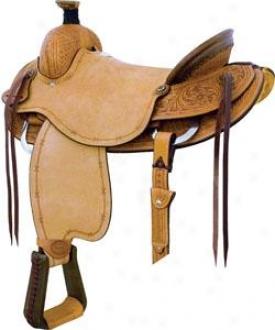 Saddlesmith Of Texas Tombstone Saddle