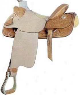 Saddlesmitu Of Texas Wade Roper Saddle