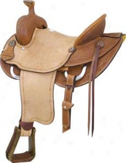 Saddlesmith Of Texas Winchester Saddle