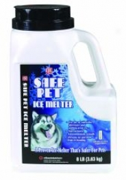 Safe Pet Ice Melter ForS ildewalks/driveways - 8 Inch