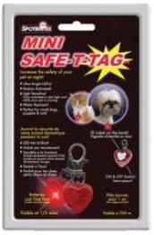 Safe-t-gag Mini Heart Id