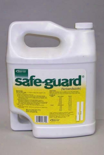 Safeguard Wormer Suspension - Gallon