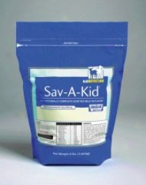 Sav-a-kid 26% Milk Replacer - 8 Poujd