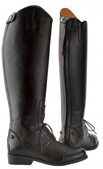 Saxon Equileather Tall Field Boot