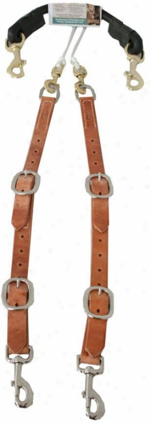 Schutz Brothers Humane Headsetter - Harneas Leather