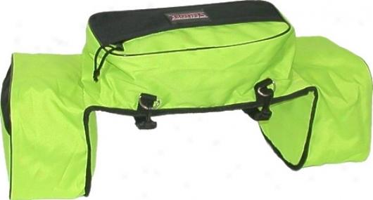 Sedona Small Nylon Saddle Bags