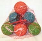 Race Ball Ornamentz - Assorted