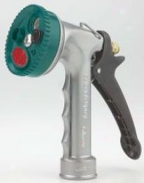 Select-a-spray Nozzle For Gardden Hoses