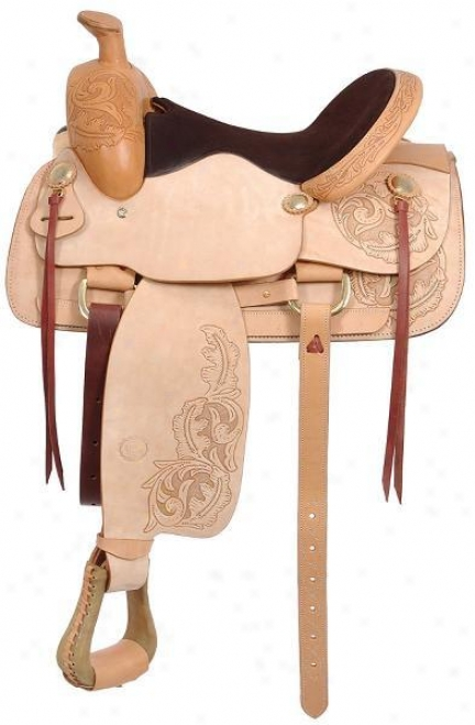 Silver Royal Bravado Ranch Roper