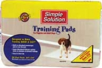 Simple Solution Puppy Dog Training Pads